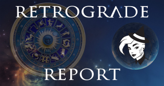 Retrograde Report for 22 April, 2021
